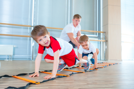 Keep Your Preschooler Active for Better Health