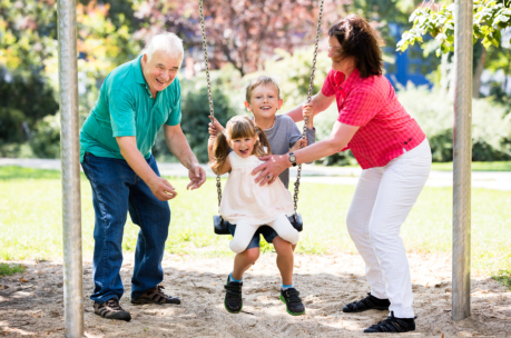 How Swings Can Help Your Child's Development